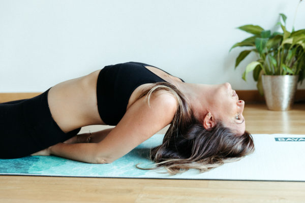 Yin yoga coeur
