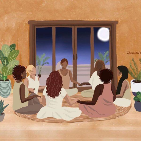 formation de base cercle de femmes